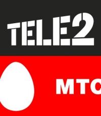 Как перевести с Теле 2 на МТС?