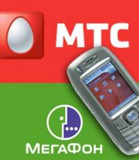Перевод средств с Мегафона на МТС