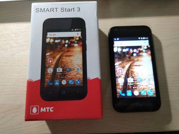 МТС Smart Start 3