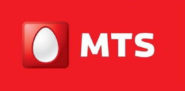 мтс емблема