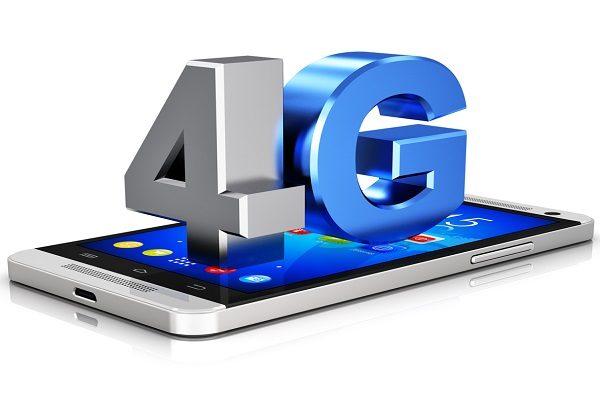 Телефон и 4G (буквы)