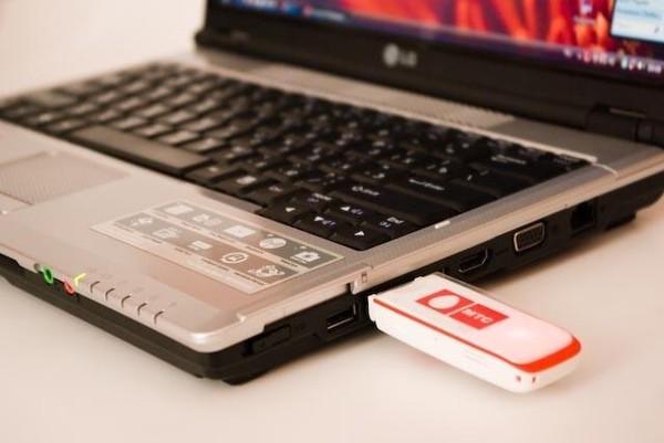 МТС интернет на ноутбук