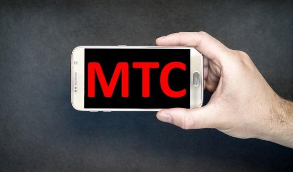 мтс на телефоне