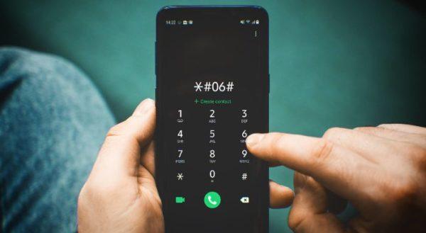 как узнать imei на телефоне
